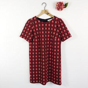[LOFT] Textured Knit Shift Dress